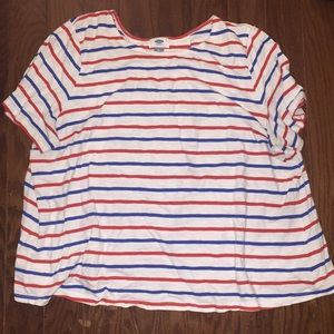 Old navy stripe shirt